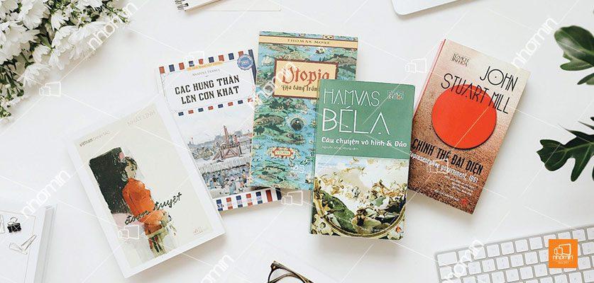 Các mẫu sách đẹp, lạ, độc đáo