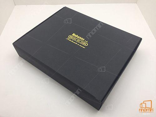 chất liệu hộp giấy mỹ thuật