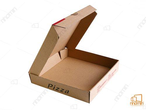 hộp giấy đựng bánh pizza