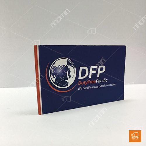 in card visit nhanh công ty DFP
