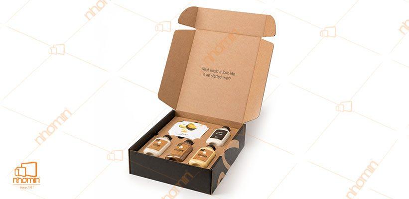 mẫu hộp carton nắp gài chắc