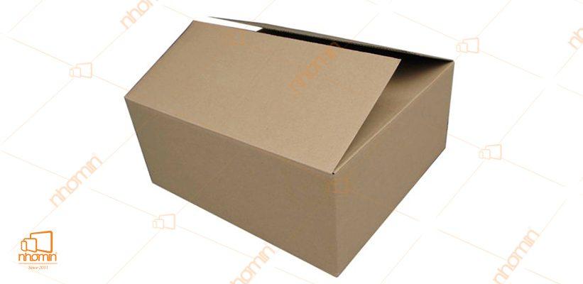mẫu thùng carton phổ biến