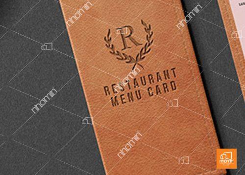 menu dập chìm