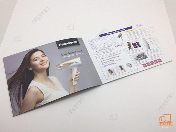 một số hình ảnh catalogue sản phẩm máy sấy panasonic