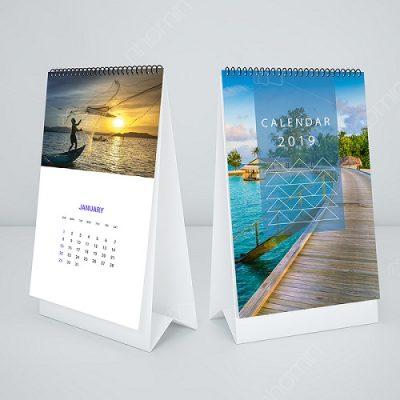 sản xuất in ấn lịch để bàn giá rẻ Hà Nội